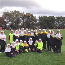 Year 4: Intra-School Soccer Matches