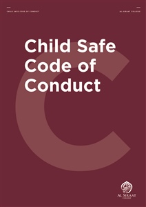 Child Safe Code of Conduct